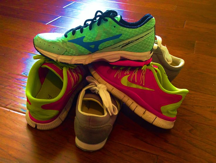 Choose the right shoe is critical for injury free and comfortable running and walking