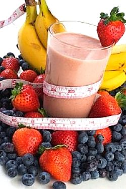 You can add fruit to your protein shake to increase the fiber and other nutrients